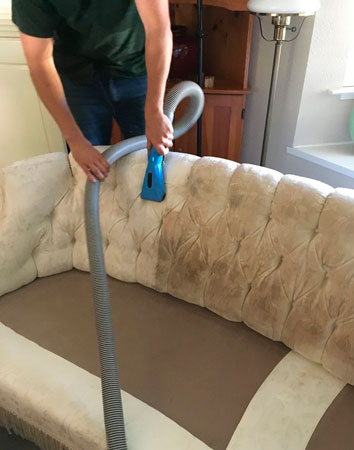 Upholstery Cleaning Fresno CA